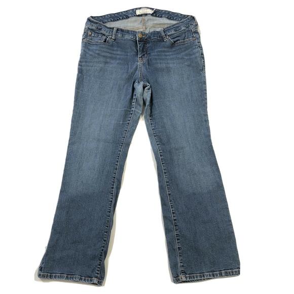 Torrid Women's Blue Jean 14S 36X29